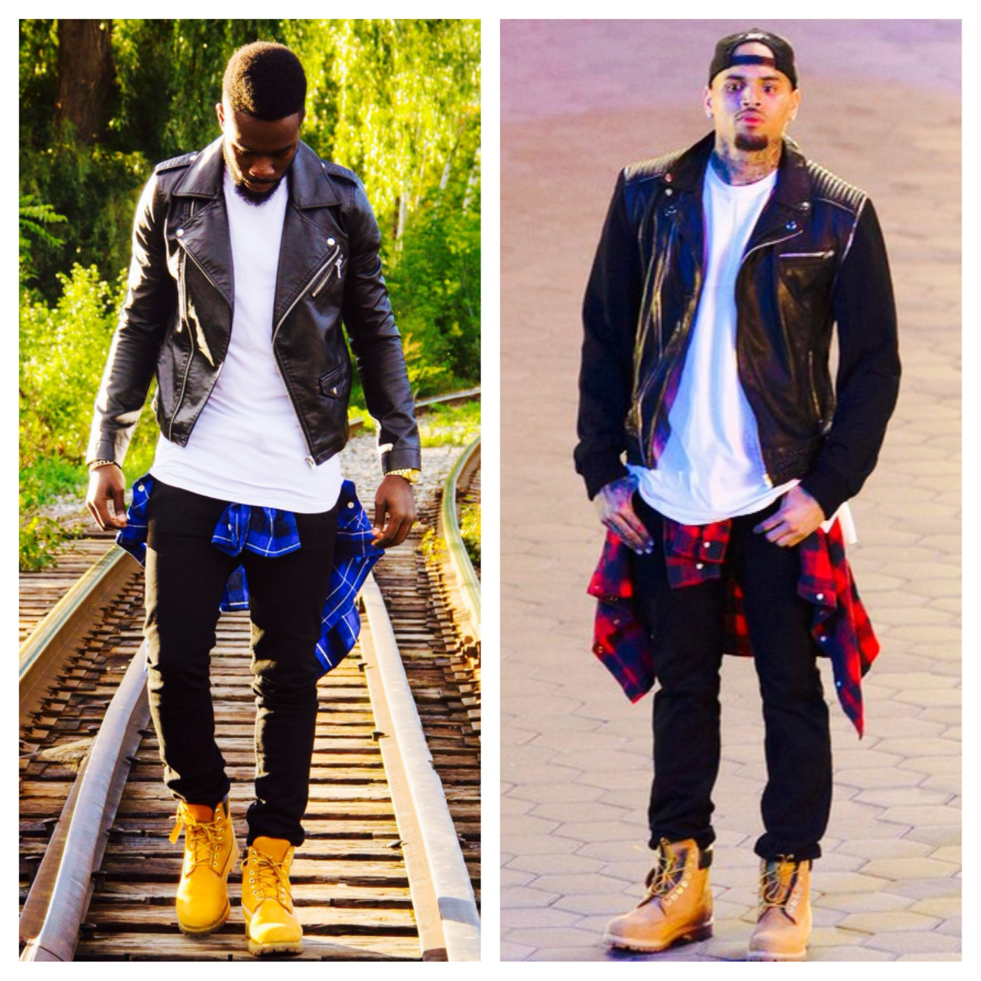 Chris Brown Inspired Look Reneyfresh Com
